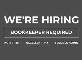 Part Time Bookkeeper Required