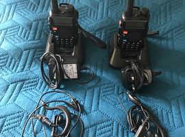 Baofeng UV-5R VHF/UHF set