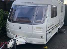 avondale avocet golden 2002 with large porch awning