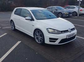 Volkswagen Golf, 2014 (64) White Hatchback, Semi auto Petrol, 39,000 miles