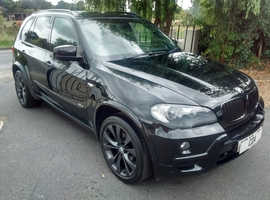 2008 BMW X5 3.0d SPORT FULL SERVICE HISTORY FINANCE AVAILABLE
