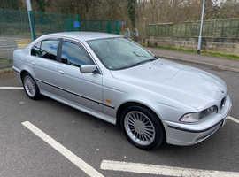 2000 BMW 523 2.5i SE PETROL 12 MONTHS MOT