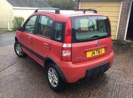 Fiat Panda, 2005 (05), Manual Petrol, 99,000 miles