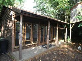 Richmond Style studio built by Homestead garden rooms