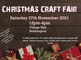 Corbett Primary School Christmas Craft Fair