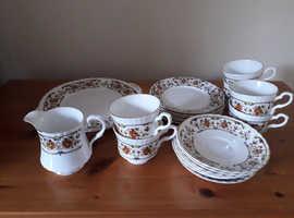 Royal Stafford tea set