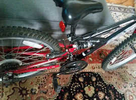 like mew full suspension bicycle  is ready to use