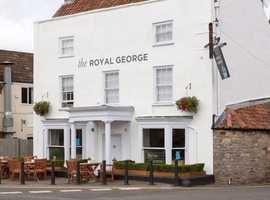 Bar Team Member, Royal George, Thornbury
