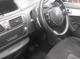 Citroen C4, 2007 (56) Beige Estate, Manual Diesel, 11,500 miles