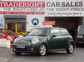 Mini MINI, 2013 (63) Green Hatchback, Manual Diesel, 75,220 miles