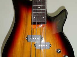 Electric Bass Guitar Gear4Music Chicago
