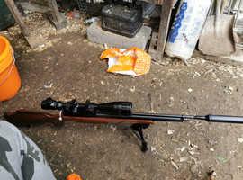 Air arms s410 22 air rifle