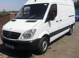 2011 Mercedes Benz Sprinter 313 CDI MWB