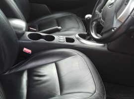 Nissan Qashqai, 2011 (60) Black Hatchback, Manual Petrol, 71,400 miles