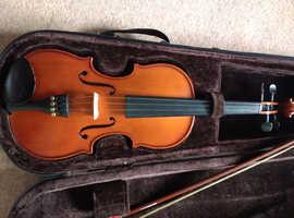 Lovely Stentor 3/4 size children's violin