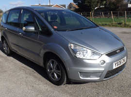 FORD S MAX 7 SEATS