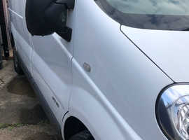 Renault Trafic 63 plate