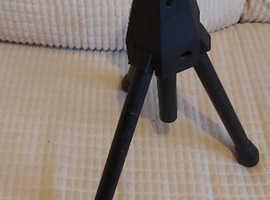 Air rifle bipod
