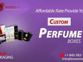 Make Your Own Design of Perfume Boxes Wholesale Packaging