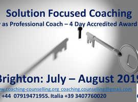 Qualify as Foundation Coach/Foundation Executive Coach
