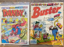 Dandy & Busyer