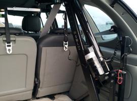 Brig Ayd motability car hoist