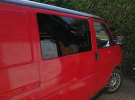 Van window installations