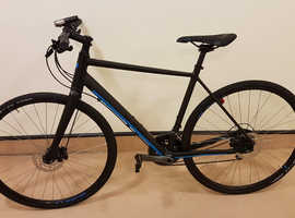 Stolen! Cube SL Road Hybrid bicycle