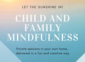LET THE SUNSHINE IN...CHILD & FAMILY MINDFULNESS