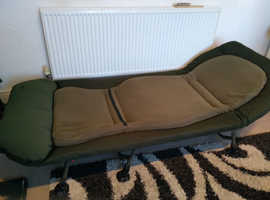 Cyprinus Wide Guy extra Large Fishing Bed Chair