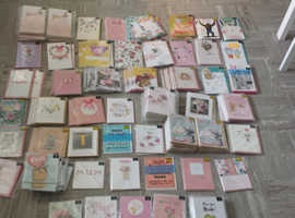 JOBLOT OF VARIOUS CARDS