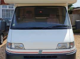 1999 Fiat Ducato Swift Royale SE 610 4 Berth Diesel Motorhome / Campervan