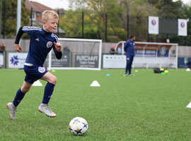 Calling all young footballers in Walton on Thames! Were you born January to August?