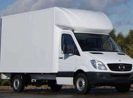 Man with van, removals, deliveries,  local & national - single items/home/office/student moves