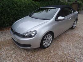 DIESEL Volkswagen Golf 1.6 TDi BLUEMOTION TEC S CONVERTIBLE  2012 (12)