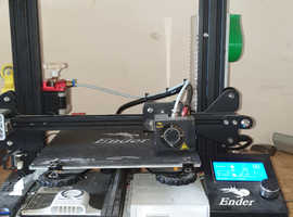ENDER 3 COMPLEAT 3D PRINTER PACKAGE