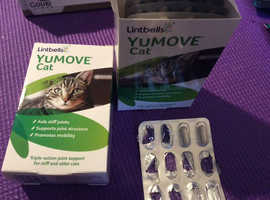 LintBells YUMOVE Cat triple action joint support