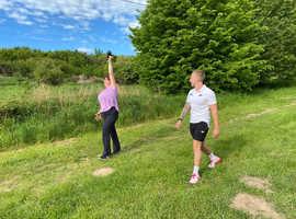 Outdoor 1-1 Fitness Training
