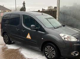 Peugeot Partner, 2014 (64) Grey MPV, Manual Petrol, 45,000 miles