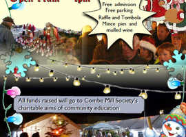 Combe Mill Christmas Market