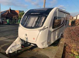 2016 2 birth Swift elegence 480 caravan for sale