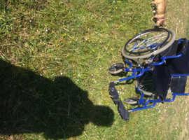 Adult self propel wheelchair