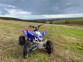Yamaha YFZ450 racing tuned