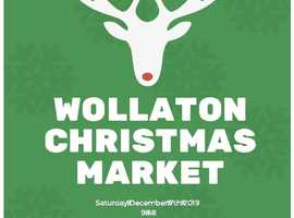 Wollaton Christmas Market St Mary's Church Wollaton Hall Drive