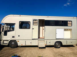 Beautiful 7.5 Tonne Horse Lorry with 12 months MOT!