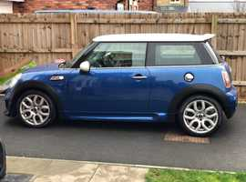 Mini MINI, 2007 (07) Blue Hatchback, Manual Petrol, 88,000 miles