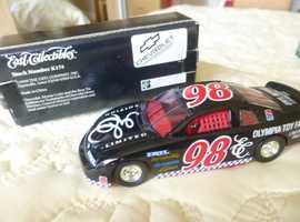 OLYMPIA TOY FAIR LONDON 1998; ERTL K174 LIMITED EDITION 1:43 SCALE