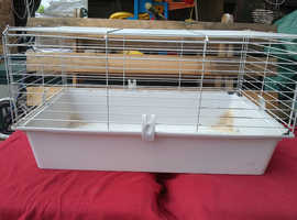Guinea pig / rabbit indoor cages