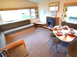 Holiday home by the beach, New beach holiday park south east coast-OPEN 11.5 MONTHS