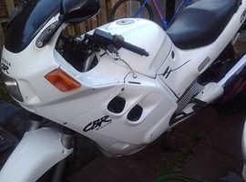 Cbr100f motorbike